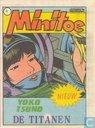 Strips - Minitoe  (tijdschrift) - 1989 nummer  4
