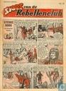 Comic Books - Sjors van de Rebellenclub (magazine) - 1956 nummer  21
