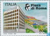 Postage Stamps - Italy [ITA] - Exhibition Rome