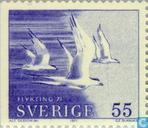 Postage Stamps - Sweden [SWE] - International refugee aid