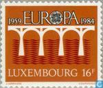 Postage Stamps - Luxembourg - Europe – Bridge