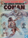 Comic Books - Conan - The Savage Sword of Conan the Barbarian 78