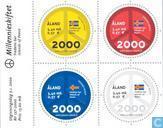 Postage Stamps - Åland Islands [ALA] - Millennium