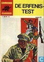 Comic Books - Commando Classics - De erfenis-test