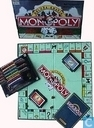 Board games - Monopoly - Monopoly DeLuxe editie