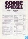 Strips - Comic Spiegel (tijdschrift) (Duits) - Comic Spiegel 3