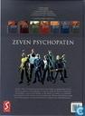 Strips - Zeven - Zeven psychopaten