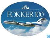 Aviation - KLM - KLM - Fokker 100 (01)