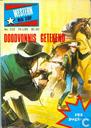 Strips - Western - Doodvonnis getekend