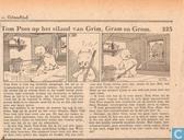 Strips - Bommel en Tom Poes - Tom Poes op het eiland van Grim, Gram en Grom