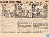 Comic Books - Bumble and Tom Puss - Heer Bommel en de Windhandel