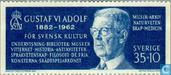 Postage Stamps - Sweden [SWE] - Gustaaf VI Adolf