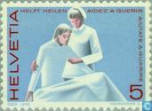 Postage Stamps - Switzerland [CHE] - Nursing