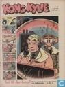 Bandes dessinées - Kong Kylie (tijdschrift) (Deens) - 1951 nummer 23