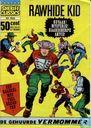 Comic Books - Rawhide Kid - De gehuurde vermommer
