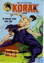 Comics - Korak - De heilige stad van Tor!