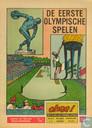 Bandes dessinées - Ohee (tijdschrift) - De eerste Olympische Spelen