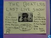 Vinyl records and CDs - Beatles, The - Last Live Show