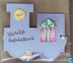 Cartes postales - cartes 3D - Geboorte