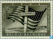 Timbres-poste - Belgique [BEL] - General Patton Memorial