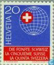 Postage Stamps - Switzerland [CHE] - Organization Swiss abroad