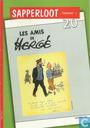 Bandes dessinées - Tintin - Sapperloot 4: Les amis de Hergé