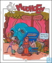 Strips - Mudhoen (tijdschrift) - Nummer  2
