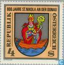 Timbres-poste - Autriche [AUT] - St. Nikola a / d Donau 800 années