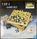 Spellen - Schaak - 7 in 1 Game Set
