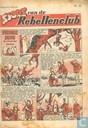 Bandes dessinées - Sjors van de Rebellenclub (tijdschrift) - 1957 nummer  33