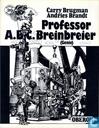 Comics - Professor A.B.C. Breinbreier (genie) - Professor A.B.C. Breinbreier (genie)