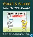 Comic Books - Fokke & Sukke - Fokke & Sukke maken zich kwaad