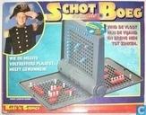 Board games - Zeeslag - Schot voor de boeg