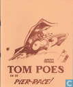 Comic Books - Bumble and Tom Puss - Tom Poes en de Pier-race!