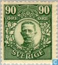 König Gustav V.