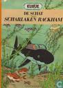 Comic Books - Tintin - De schat van Scharlaken Rackham