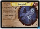 Trading cards - Harry Potter 3) Diagon Alley - Barn Owl