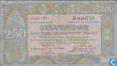 2,5 guilder Netherlands 1918