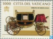 Vehicles of the Pope