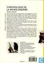 Bandes dessinées - Chronologie de la bande dessinée - Chronologie de la bande dessinée