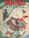 Strips - Bommel en Tom Poes - 1949/50 nummer 19