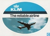 Luchtvaart - KLM - KLM - The reliable airline (01)
