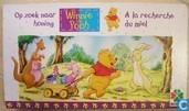 Spellen - Op zoek naar honing - Winnie The Pooh - Op zoek naar honing