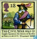 Guerre civile anglaise