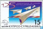 Postage Stamps - Cyprus [CYP] - 125 years UPU.