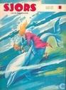 Strips - Sjors van de Rebellenclub (tijdschrift) - 1968 nummer  21