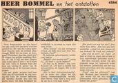 Comic Books - Bumble and Tom Puss - Heer Bommel en het ontstoffen