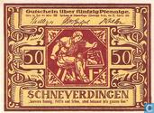 Schneverdingen 50 Pfennig