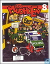 Bandes dessinées - Mudhoen (tijdschrift) - Nummer  8