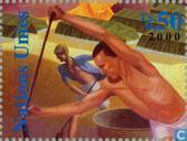 Postzegels - Verenigde Naties - Genève - U.N.O. in de 21e eeuw